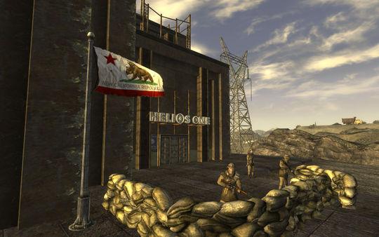 скриншот Fallout: New Vegas 3