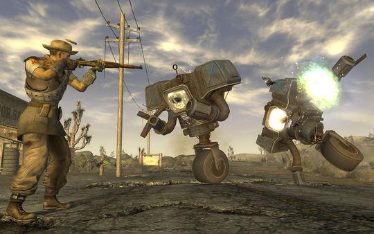 скриншот Fallout: New Vegas 4