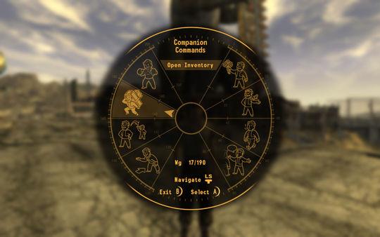 скриншот Fallout: New Vegas 1