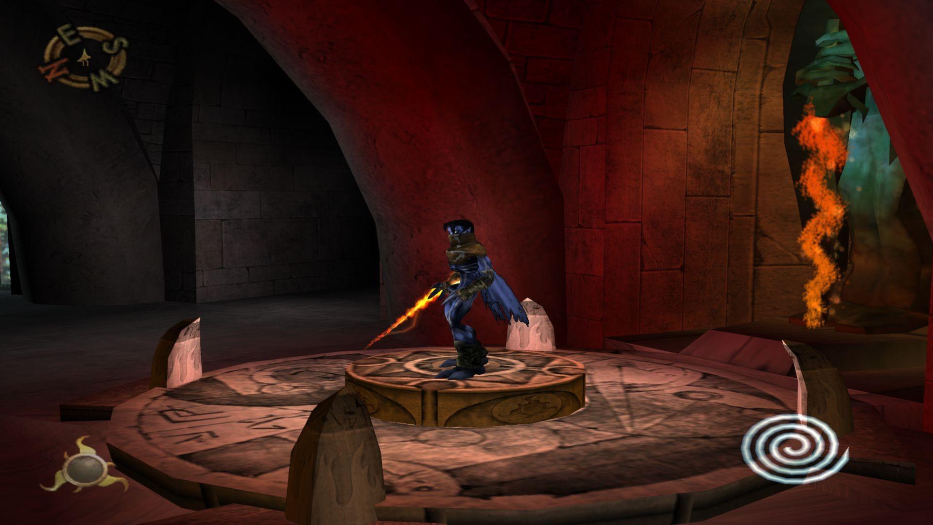 Legacy of Kain: Soul Reaver 2 screenshot 2