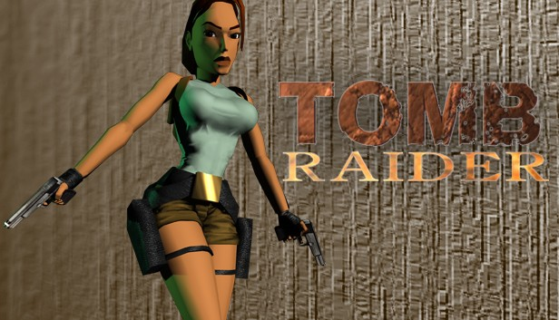 lara croft tomb raider video game 1996