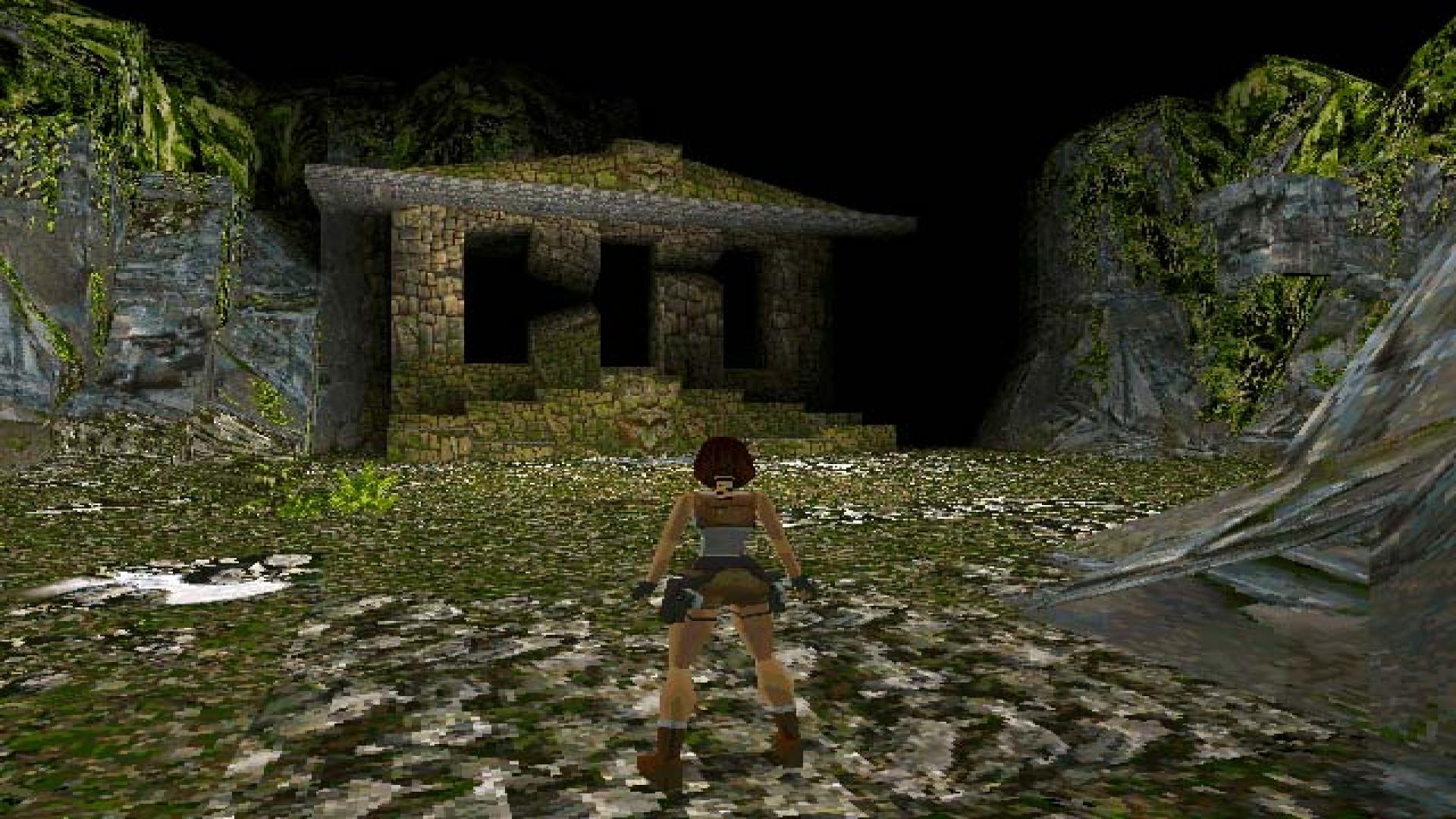 تحميل لعبة المغامرة تومب رايدر الجزء الأول - Tomb Raider