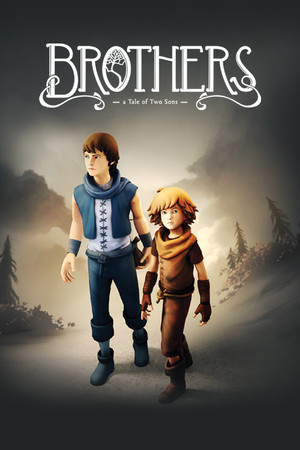 Brothers - A Tale of Two Sons poster image on Steam Backlog