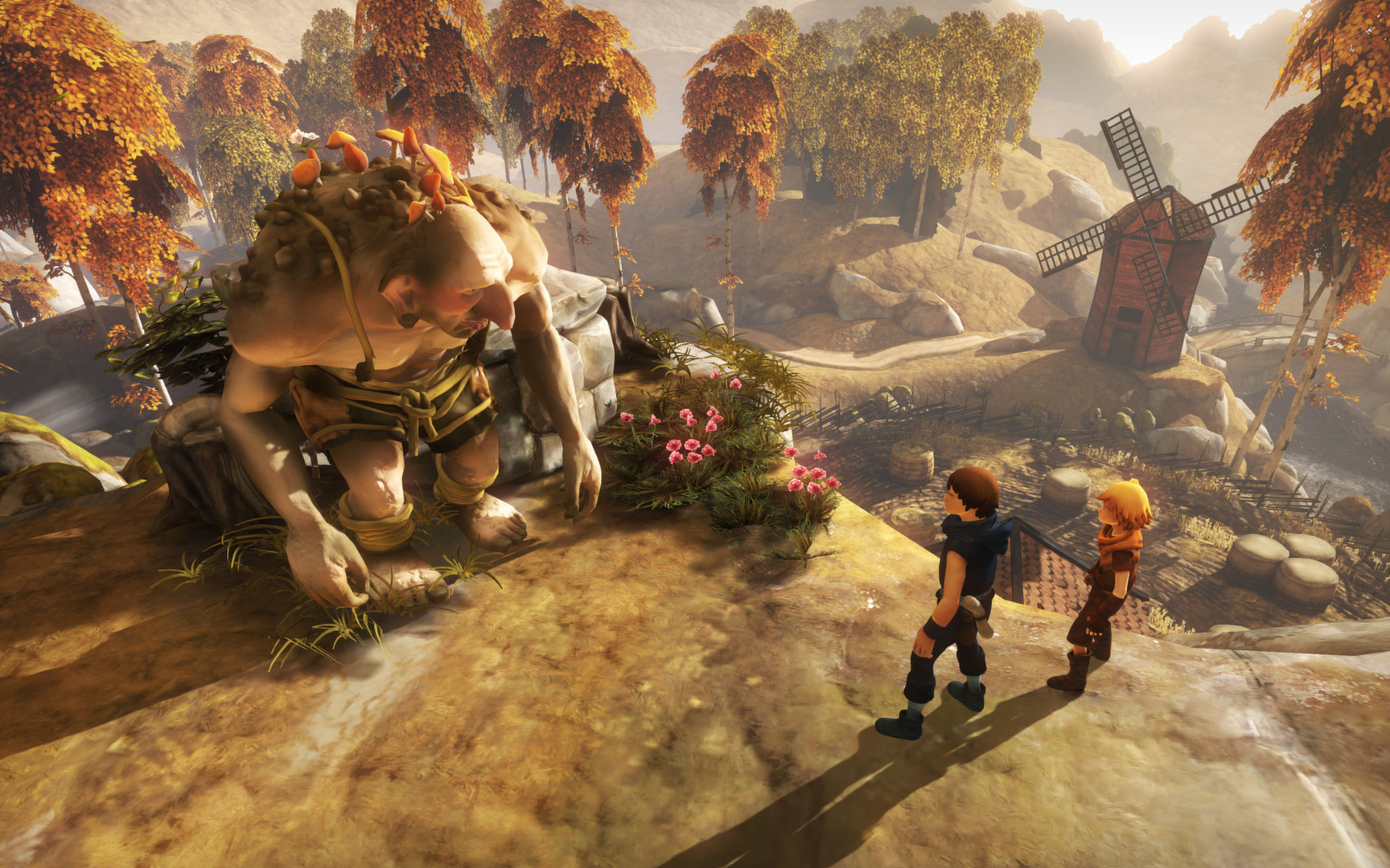 Brothers: A Tale of Two Sons screenshot 1