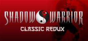 Shadow Warrior Classic Redux cover art