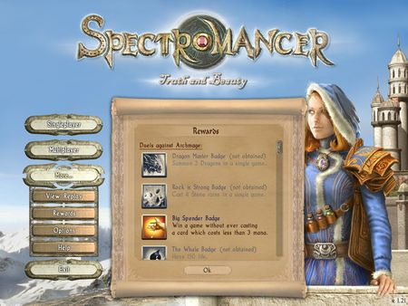 Spectromancer - Truth & Beauty (DLC)