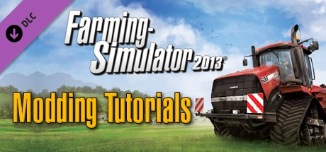Купить Farming Simulator 2013 Modding Tutorials (DLC)