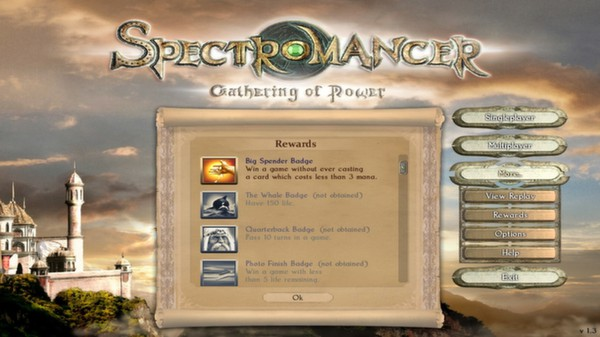 Spectromancer: Gathering of Power