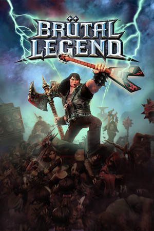 Brutal Legend poster image on Steam Backlog