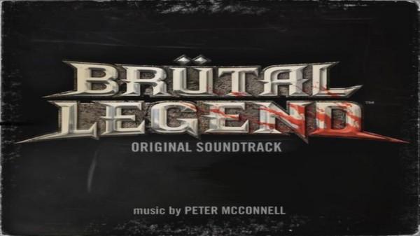 Brutal Legend Soundtrack (DLC)