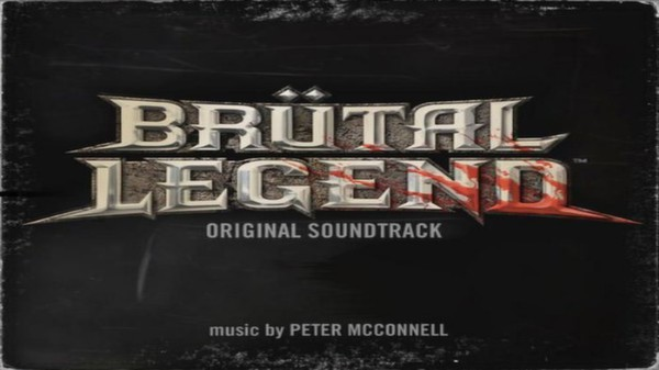 Brutal Legend Soundtrack (DLC)