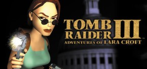 Tomb Raider III: Adventures of Lara Croft cover art