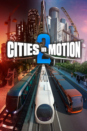 Cities in Motion 2 poster image on Steam Backlog