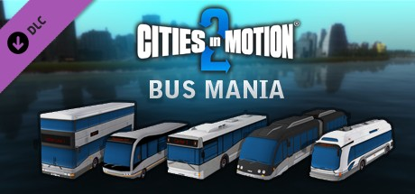 Купить Cities in Motion 2: Bus Mania (DLC)