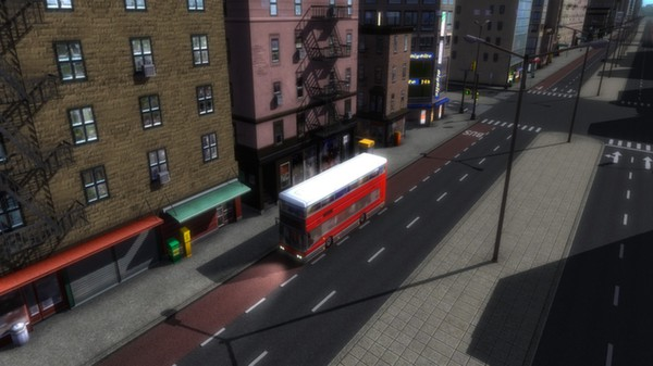 Cities in Motion 2: Bus Mania (DLC)