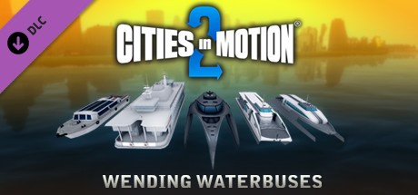 Cities in Motion 2: Wending Waterbuses