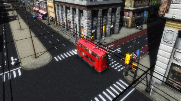 Cities in Motion 2:  Trekking Trolleys (DLC)