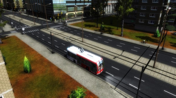 Cities in Motion 2:  Trekking Trolleys (DLC)
