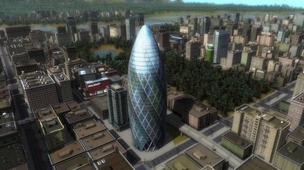 Cities in Motion 2: Lofty Landmarks (DLC)