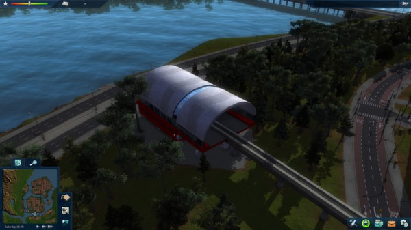 Cities in Motion 2: Marvellous Monorails (DLC)