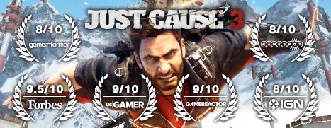 Just Cause™ 3 - 正当防卫™ 3