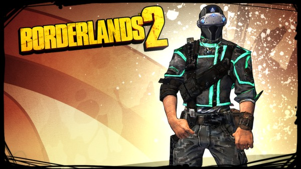 Borderlands 2: Commando Supremacy Pack (DLC)
