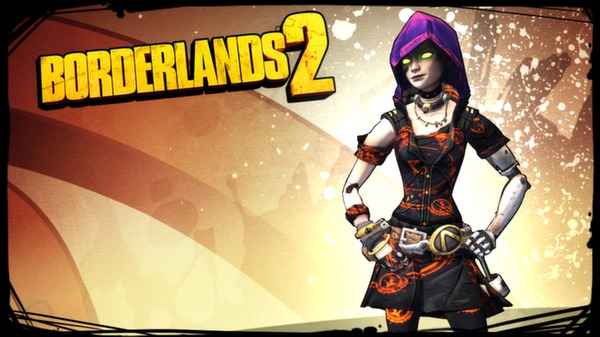 Borderlands 2: Mechromancer Supremacy Pack (DLC)