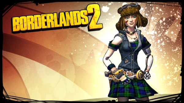 Borderlands 2: Mechromancer Domination Pack (DLC)