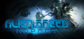 Alien Breed: Impact cover art