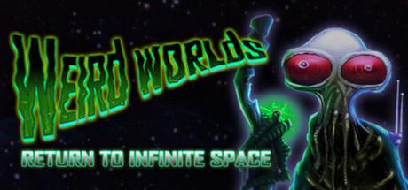 Game Banner Weird Worlds: Return to Infinite Space