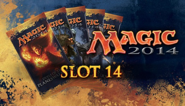 Sealed Play Deck - Slot 14 (DLC)