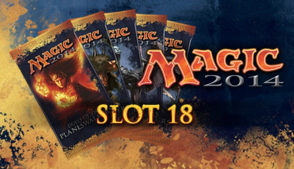 Sealed Play Deck - Slot 18 (DLC)