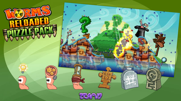 Worms Reloaded: Puzzle Pack (DLC)