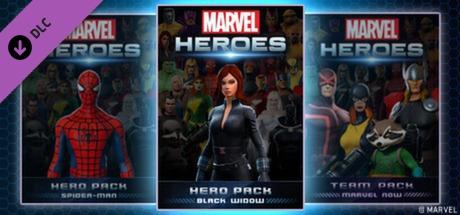 Marvel Heroes - Black Widow Hero Pack