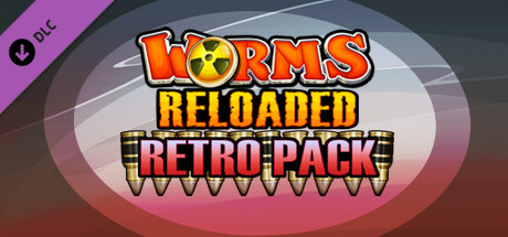 Worms Reloaded Retro Pack cover art