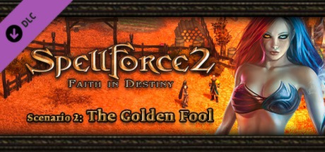 Купить SpellForce 2 - Faith in Destiny Scenario 2: The Golden Fool (DLC)