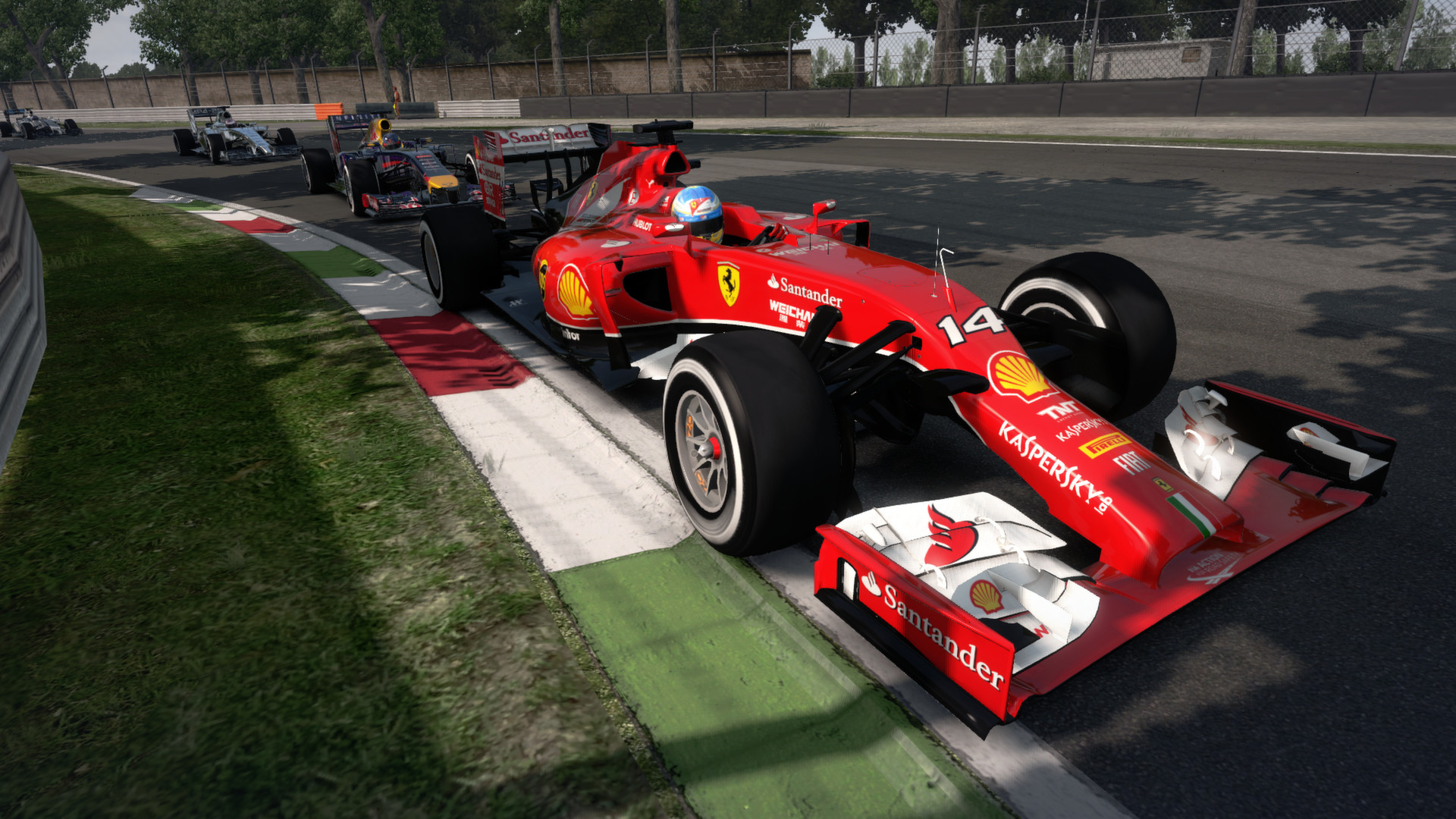 F1 2014 Multilenguaje ESPAÑOL PC (RELOADED/PROPHET) 7