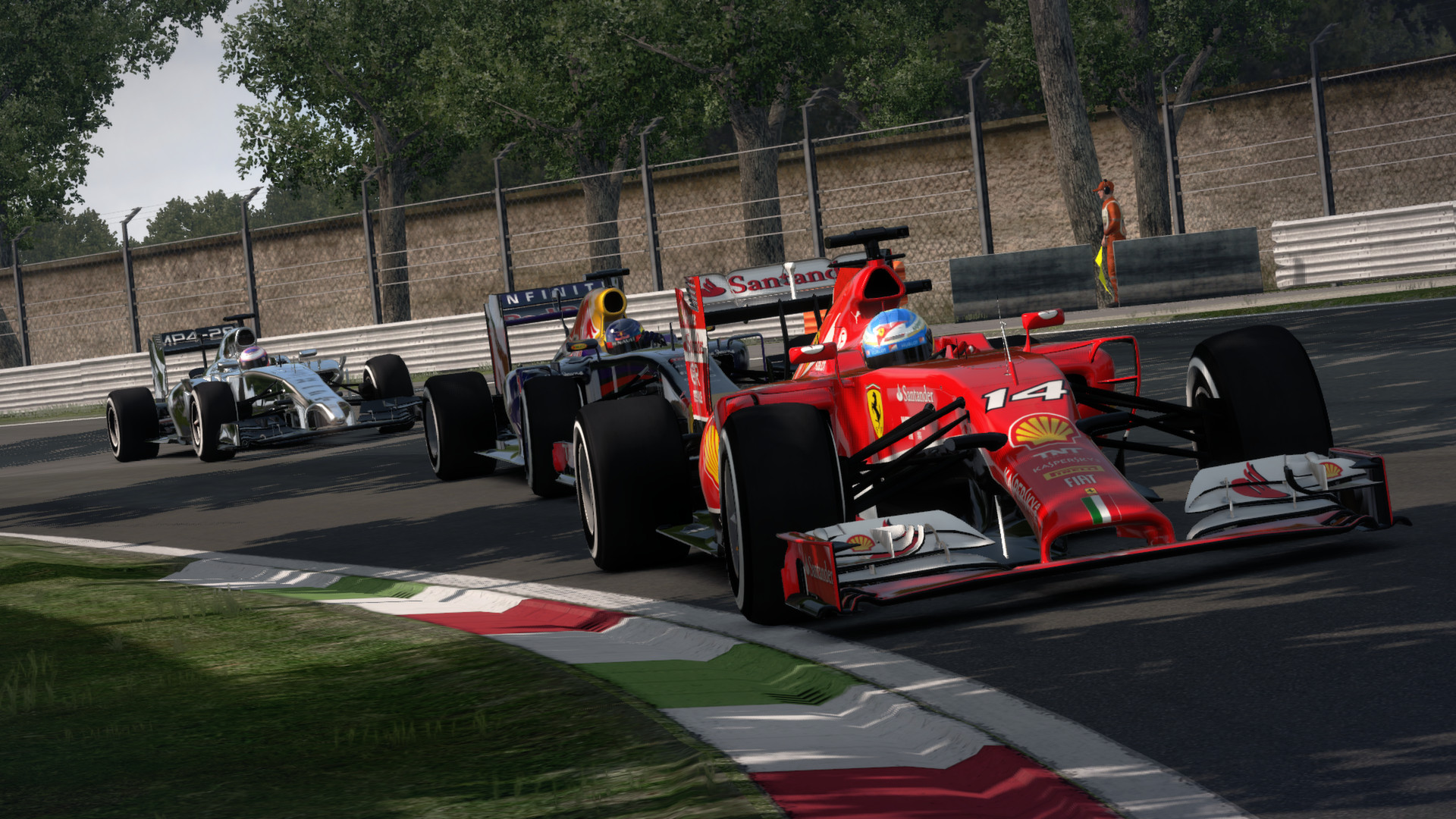 F1 2014 Multilenguaje ESPAÑOL PC (RELOADED/PROPHET) 8