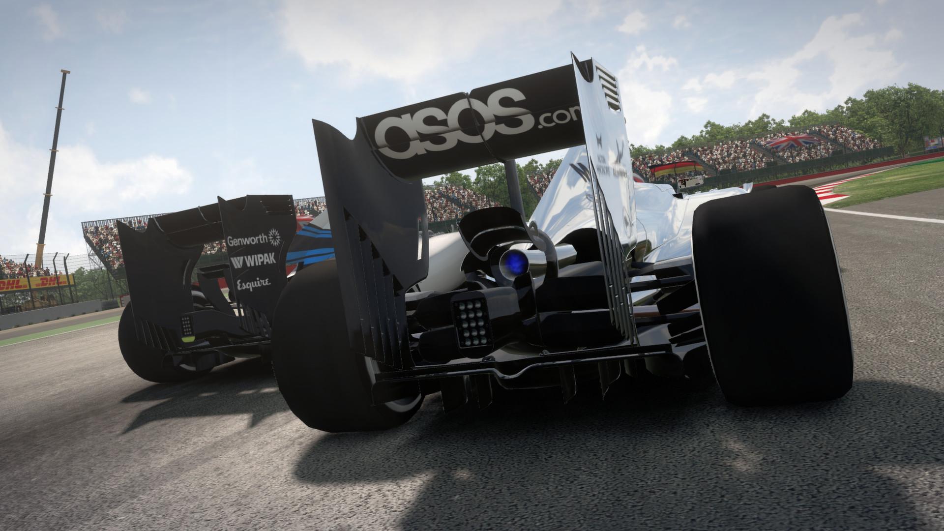F1 2014 Multilenguaje ESPAÑOL PC (RELOADED/PROPHET) 2