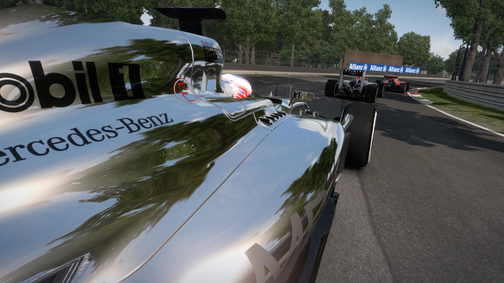F1 2014 Multilenguaje ESPAÑOL PC (RELOADED/PROPHET) 3