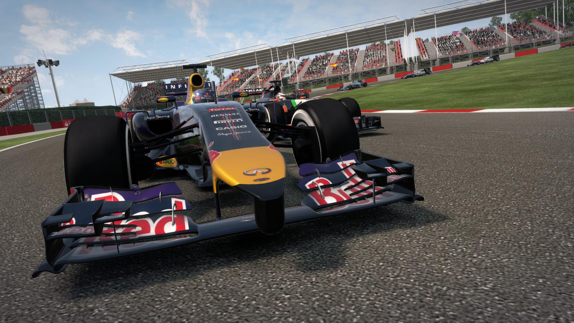 F1 2014 Multilenguaje ESPAÑOL PC (RELOADED/PROPHET) 5