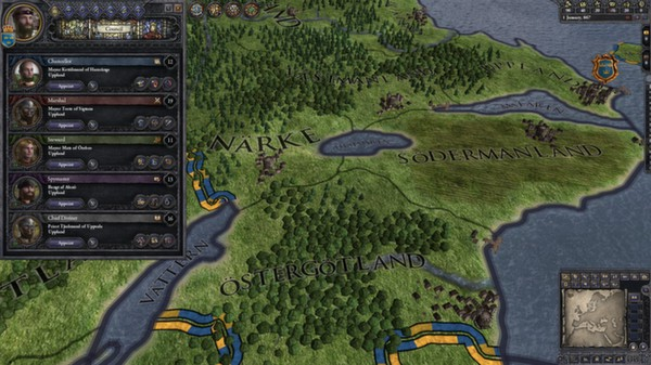 Crusader Kings II: Hymns to the Old Gods (DLC)