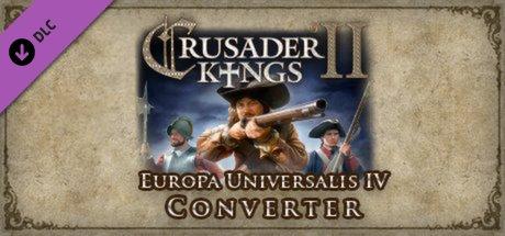 Купить DLC - Crusader Kings II: Europa Universalis IV Converter (DLC)