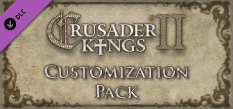 Купить DLC - Crusader Kings II: Customization Pack (DLC)