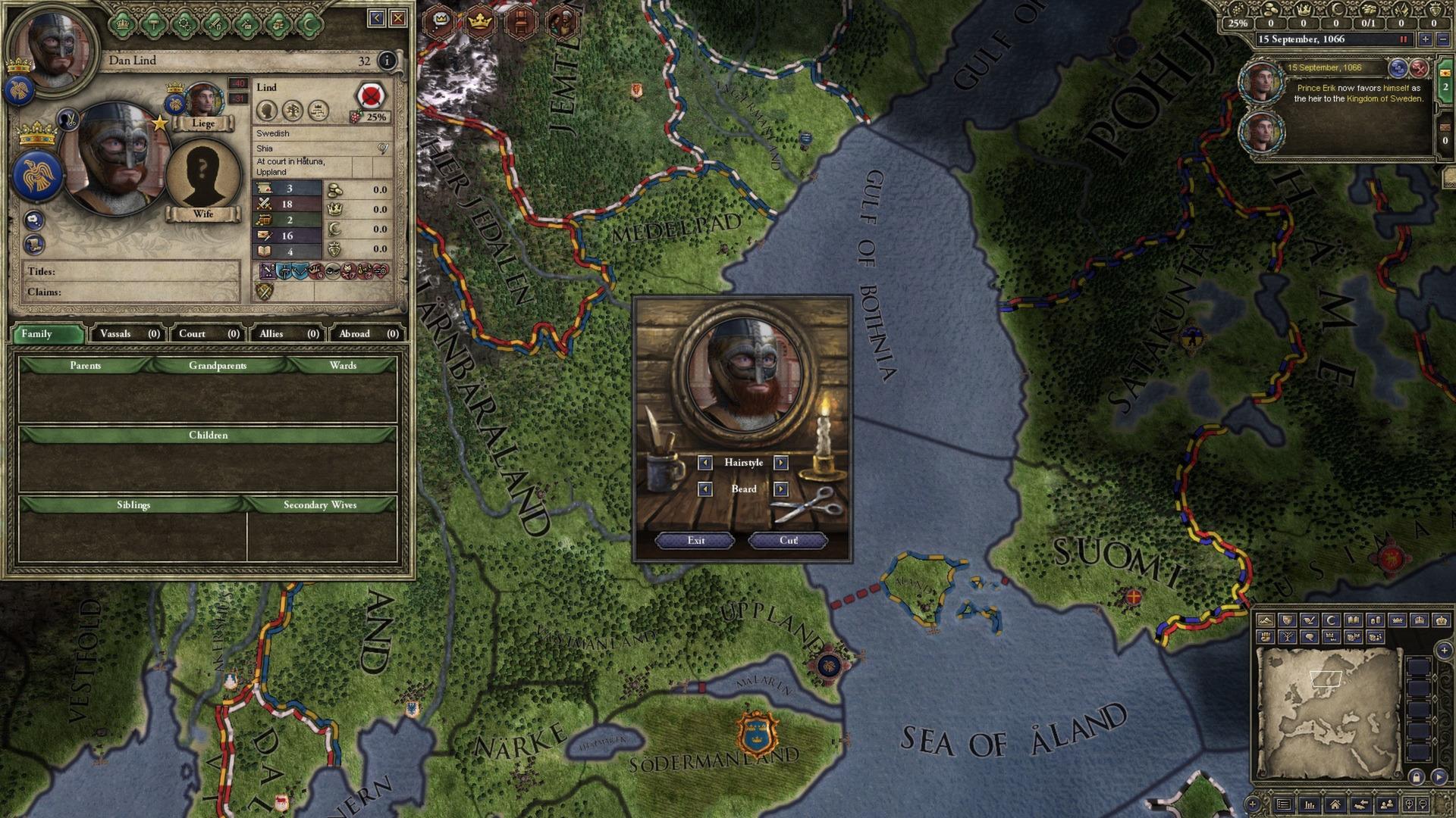 DLC - Crusader Kings II: Customization Pack