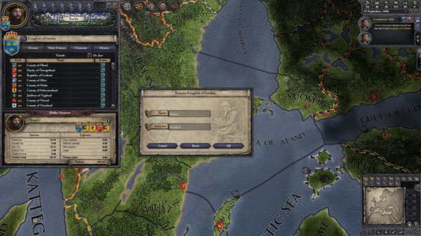DLC - Crusader Kings II: Customization Pack (DLC)
