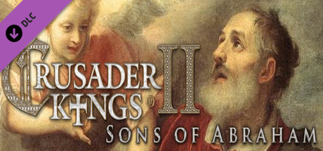 Teaser image for Expansion - Crusader Kings II: Sons of Abraham