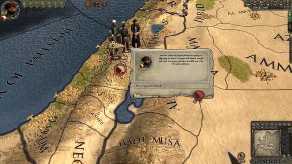 Expansion - Crusader Kings II: Sons of Abraham (DLC)