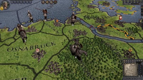 Crusader Kings II: Military Orders Unit Pack (DLC)