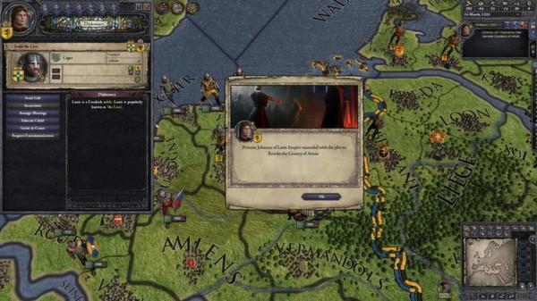 Crusader Kings II: Hymns of Abraham (DLC)